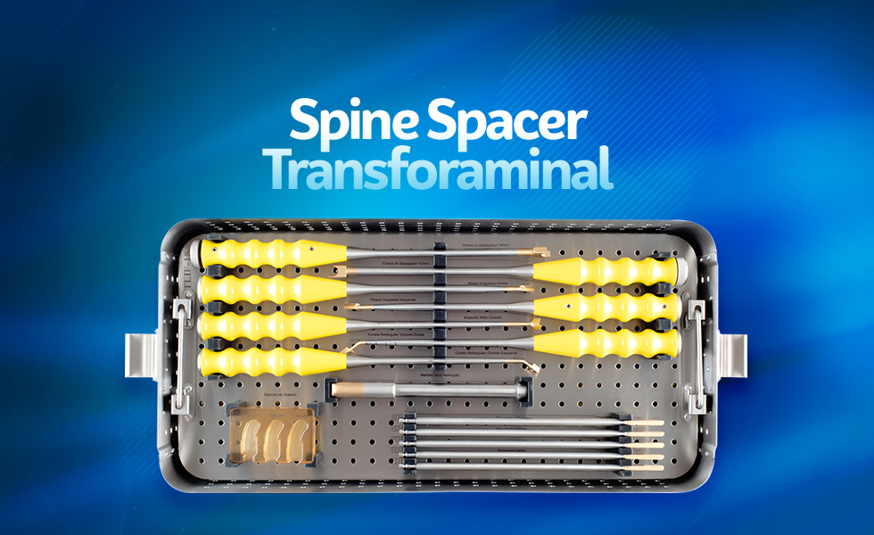 Spine Spacer Transforaminal - Spine Implantes